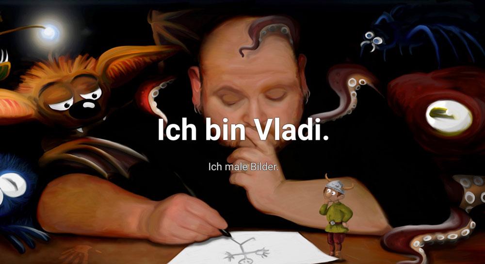 atelier Vladi - Header